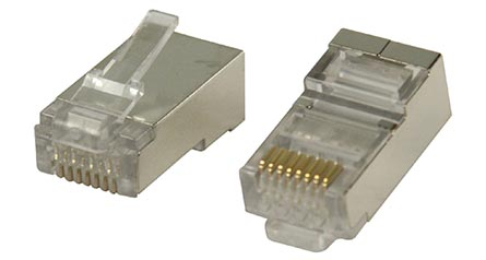 Rj45 Cat6 solid wire